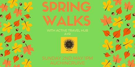 Auchincruive Walk with The Active Travel Hub tickets