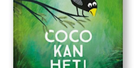 Spannend BoekenFestivalletje: Peutervoorleesuurtje Coco kan het! tickets