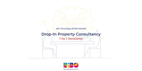 Property Drop-In Session tickets
