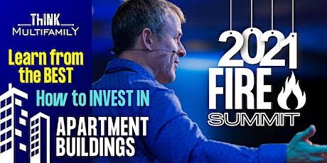FIRE Summit 2021 tickets
