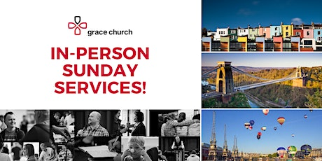 In-Person Sunday Services @ Downend School tickets
