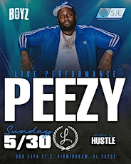 PEEZY PERFORMING LIVE  - PRE-MEMORIAL DAY BASH tickets