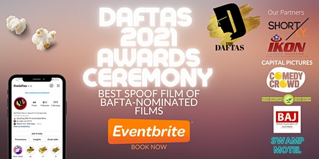 DAFTAS 2021 Online Streaming tickets