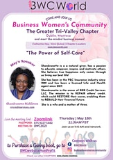 """The Power of Self-Care"" by Business Women's Community tickets"
