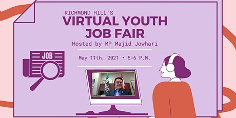 Richmond Hill Virtual Canada Summer Jobs Fair tickets