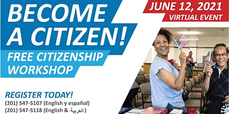 Free Citizenship Workshop/ Taller Gratuito de ciudadanía entradas