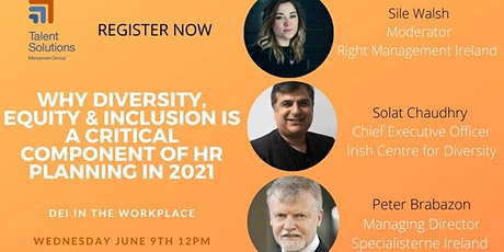 Why Diversity, Equity and Inclusion (DEI) is a Critical Component of HR tickets