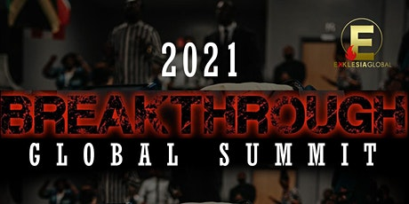 2021 Breakthrough Global Summit tickets