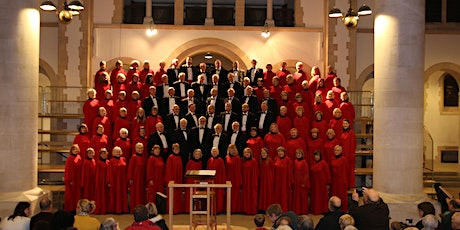 Portsmouth Choral Union Rehearsal  - Return to singing tickets