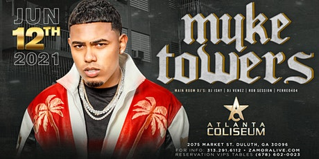 Myke Towers • Atlanta, Ga. tickets