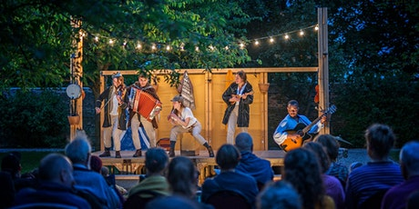 The Three Inch Fools: A musical take on Shakespeare's Romeo and Juliet tickets