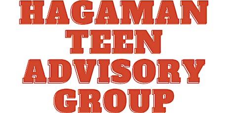 Teen Advisory Group  - Outdoor Meeting tickets
