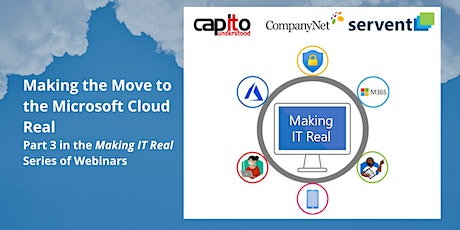 Making the Move to the Microsoft Cloud Real tickets
