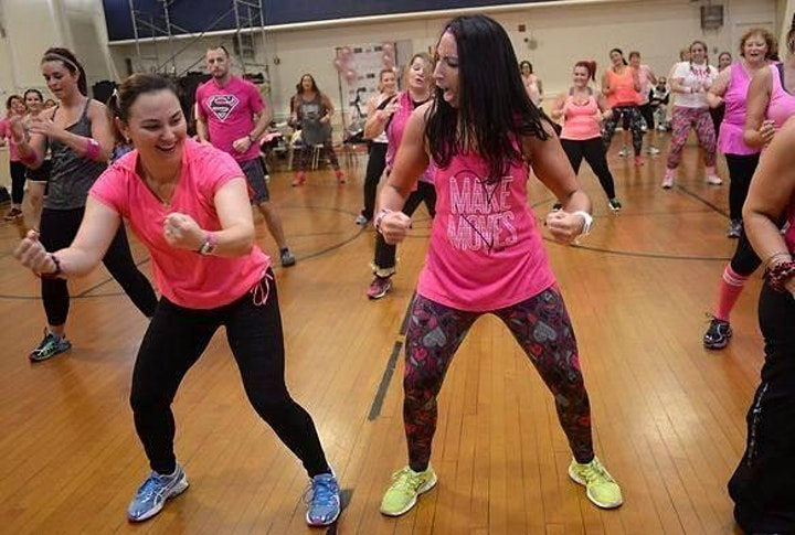 Legacy Sweat Zumba Class with Adriana Lopez image
