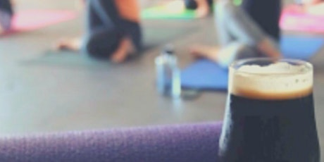 Yoga + Beer Series! tickets