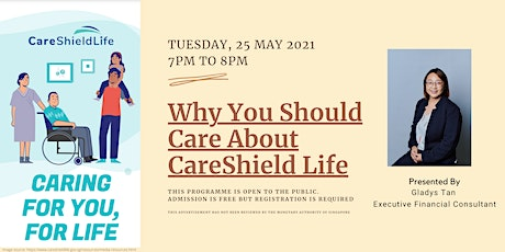 Why You Should Care About CareShield Life tickets