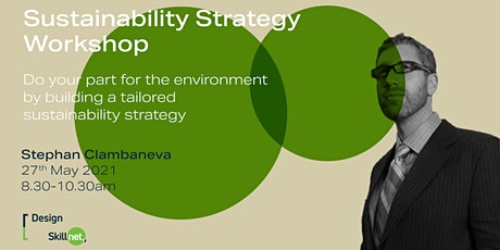 Sustainability Strategy Workshop tickets