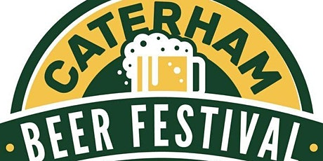 Caterham Beer Festival FRIDAY 2021 tickets