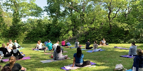 JUNE 20 ~ Summer Solstice Outdoor Yoga and Live Music, North Andover, MA tickets