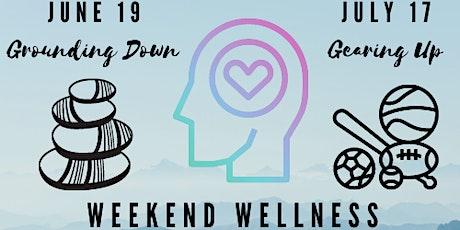 Weekend Wellness Retreats tickets