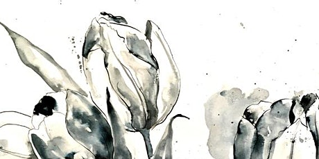Painting Workshop: Flowers in watercolour and ink tickets