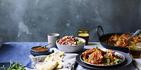 LAMB ROGAN JOSH COOKERY CLASS £24 tickets