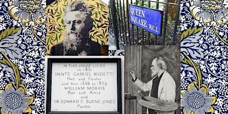 Partners in Art: Edward Burne-Jones and William Morris in Bloomsbury tickets