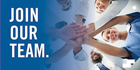 Morton Hospital Hiring Event/Career Fair tickets