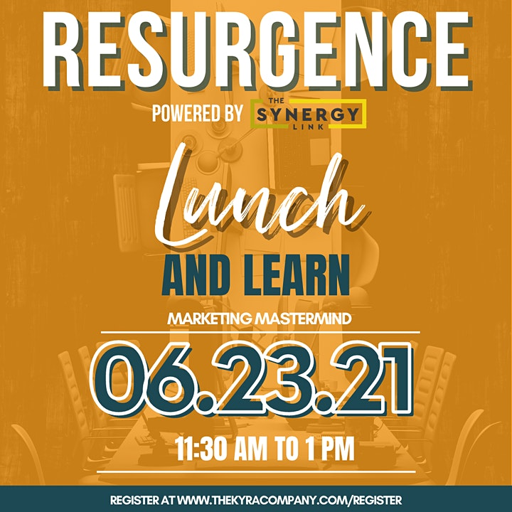 Synergy Link Resurgence Series-Launching the Leader into Market Mastermind image
