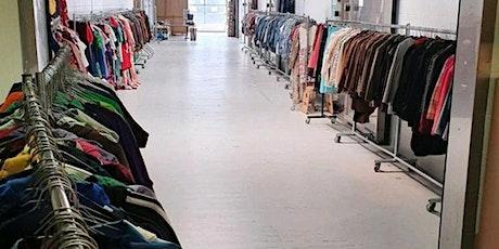 Private Shopping op De Vintage Kilo Sale 15 mei 11.30 - 13 uur tickets