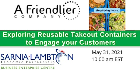 Exploring Reusable Takeout Containers to Engage your Customers tickets