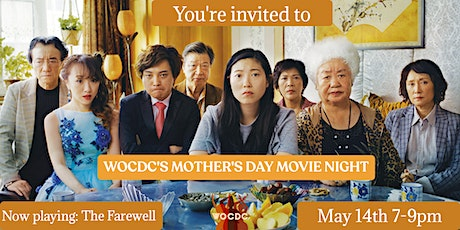 WOCDC Mother's Day Movie Night tickets