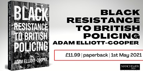 Black Resistance to British Policing - US Launch tickets