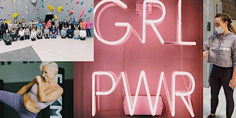 GRL PWR Self-Defense Event ROUND TWO! tickets