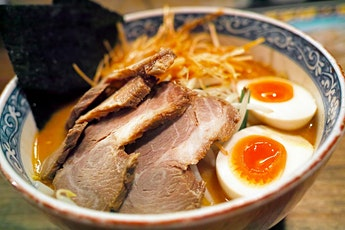 Corso base di cucina giapponese online: RAMEN biglietti
