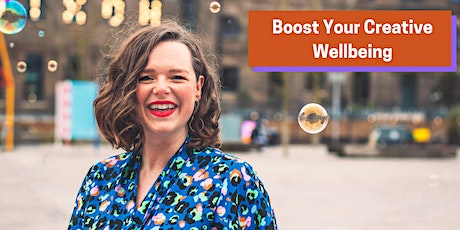 Boost Your Creative Wellbeing tickets