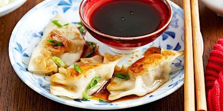Corso base di cucina giapponese online: GYOZA biglietti