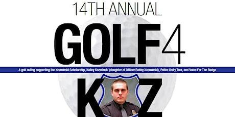 Golf 4 KOZ - 14th Annual tickets