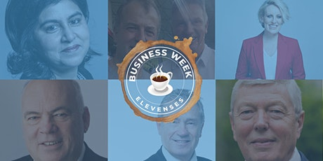 ELEVENSES - Paul Sewell in conversation with Baroness Warsi tickets