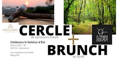 Cercle de Tambours tribals + Brunch = Le Tambrunch