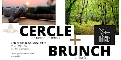 Cercle de Tambours tribals + Brunch = Le Tambrunch billets