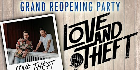 Love and Theft in concert July 9th, 2021 Columbus, Ohio tickets