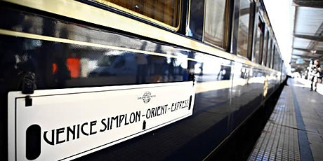 Zoom Around the World - The Orient Express (and other train journeys) tickets