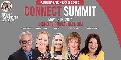 CONNECT Virtual Summit 2021 - Publishing & Podcast Series tickets
