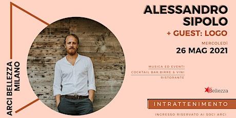 Alessandro Sipolo in concerto tickets