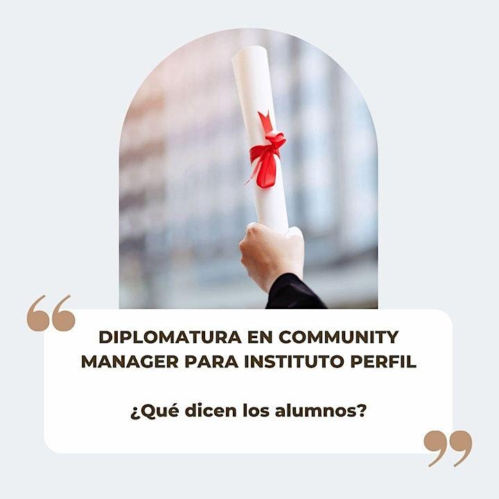 """Imagen de Diplomatura  """"Community Manager"""" del 3/06 al 19/08  jueves 19:00 a 20:30"""