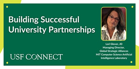 Building Successful University Partnerships tickets