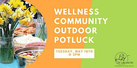 Wellness Community Outdoor Potluck tickets