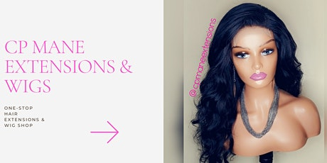 GRAND OPENING OF NEW WIG & HAIR EXTENSIONS SHOP tickets