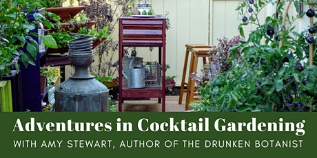 Adventures in Cocktail Gardening tickets